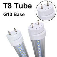 4ft 22W 28W 45W 3ft 18W 2ft 11W SMD 2835 T8 Led Tube Lights 3200lm Теплый / Натуральный / Холодный Белый 1.2м AC 85-265V