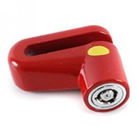 Protección de seguridad Freno de disco Disco antirrobo Disco de freno Rueda de bloqueo del rotor Para Scooter Bicicleta Bicicleta de bloqueo envío gratis