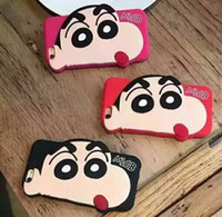 for iphone 6 crayon small new silicone hand case new cartoon...