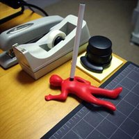 Red Pen holder, Dead Fred Pen Tidy holder, Office Home Room ...