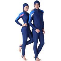 Traje de surf resaca de los hombres Traje mojado mujeres traje de buceo traje de baño para la natación Rash Guard Traje de baño Trajes de pesca submarina