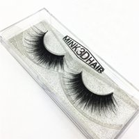 10 Styles 100% real mink eyelashes natural long thick false ...