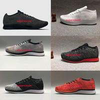 Racer Koşu Ayakkabıları Kadın Erkek, Siyah Turuncu Yüksek Kaliteli Hafif Erkek Kadın Sneakers Açık Adam Eğitmenler Spor Ayakkabı