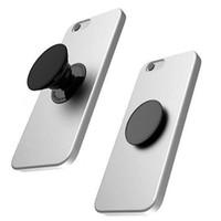 قبضة الهاتف الرخيصة تحمل 360 درجة قابلة للطي تقف للهاتف الخليوي مع 3m الصمغ