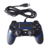 New Wired Game Handle For PS4 Controller For Playstation 4 G...