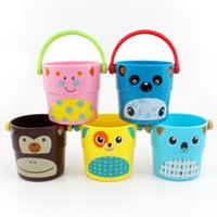Baby Kids Shower Bath Pour Bucket Bathing Water Spraying Too...