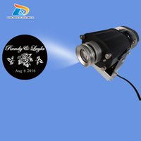 Indoor Wedding Festival Decoration 40W LED Gobo Projector Ru...