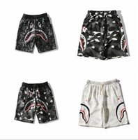 Retail Shorts Retail Mens Beach Pants With Shark Shorts Camo...