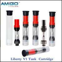 Authentic Itsuwa Amigo Liberty V1 tank Ecig Oil Cartridge Ta...