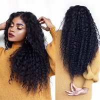 Top 7A Full Lace Human Hair Wigs For Black Women Brazilian d...