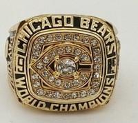 Горячий Новейший 1985 Медведь чемпионата кольца моды для мужчин муж на день boyftiend подарок сувенир отца