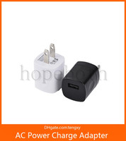Ac Home Wall charger 5V 1A Travel wall chargers power adapte...