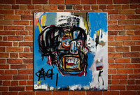 "Jean- Michel Basquiat "" Untitled, 1982"" High Quality ..."