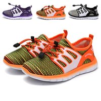 Girl Boy Sneakers Flats Athletic Breathable Student Sport Ca...