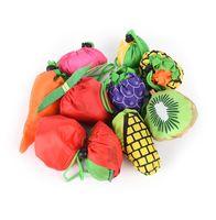 منزل بسيط التخزين حقيبة السفر جميل الراحة التي يعاد استخدامها الفاكهة للطي حقيبة تسوق حقيبة قابلة للطي أكياس 60 × 38CM
