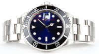 Top quality Luxury sapphire date 116610 40mm automatic mecha...