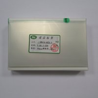 100 pezzi / lotto parti di riparazione dello schermo lcd 250um pellicola oca per iphone 6 s / 6 s più ottica adesivo trasparente doppio lato adesivo