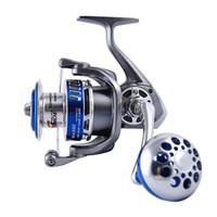 13BB Kugellager Full Metal Body Angelrollen China Aluminiumlegierung Salzwasserfischen Spinning Reel MX4000-7000