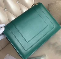 Top Quality Lambskin Double Layer Organ Bag, Snake Lock and ...