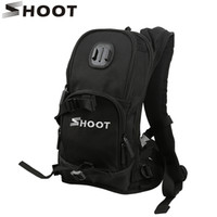 SHOOT Motorcycle Bicycle Selfie Backpack for Hero 6 5 4 Sess...