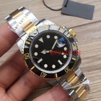 Luxury AAA Brand 116613 Black Ceramic Bezel Stainless Steel ...