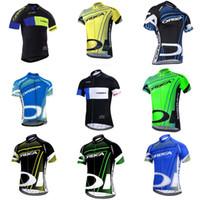 Orbea Takım Yaz Bisiklet Kısa Kollu Jersey Erkek MTB Bisiklet Giyim Yol Yarışı Tops Bisiklet Üniforma S21021840