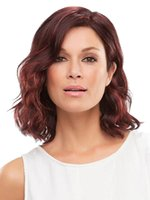 Women' s Synthetic Hair Wig Curly Elegant All Match fash...