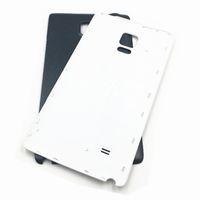 Samsung Galaxy Not 4 Için OEM Yeni Pil Kapağı Note4 kenar N915 VS N915P N9150 Arka Pil Kapı Konut Arka Kapak Kılıf Çift