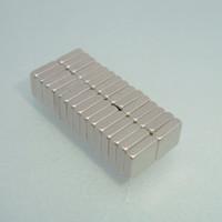 ventas calientes 30pcs bloque fuerte Neodyminum imanes N52 Blk5x5x1.5mm de tierras raras de neodimio imán del arte del arte Nevera envío libre
