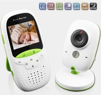 High quality Wireless 2. 0 inch Video Color Baby Monitor Secu...
