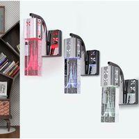 현대 5W LED 크리스탈 버블 벽 램프 크리스탈 실린더 모양 열 거실 벽 램프 미러 빛 RGB 따뜻한 화이트 샹들리에 빛