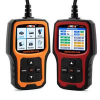AD410 Auto-Diagnose-Tool OBD2 OBDII Automotive Scanner Motor Fehlercode Reader Scan-Tools unterstützt Multi-Sprachen