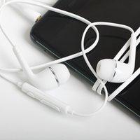 50PCS J5 سماعات سماعات سماعات مع جهاز التحكم عن بعد وميكروفون لسامسونج غالاكسي ملاحظة 2 3 N7000 S3 S4 S5 S6 S7 I9300