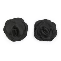 1 Paar Sexy Rose form Brust Pasteten Nippel Covers 3 farbe für Damen Bh Pad Neue Design Nippel Aufkleber für Erwachsene Spiel Paare