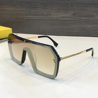 Yeni En Kaliteli 03660 Erkek Güneş Erkekler Güneş Gözlükleri Kadın Güneş Gözlüğü Moda Stil Gözler Gafas De Sol Lunettes de Soleil Kutusu ile Korur