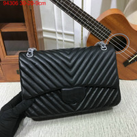 Famous designer brand new jumpo double Flap Quilted crossbod...