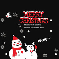Self- adhesive Stickers Christmas Decorations Clearance Merry...