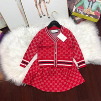 Two Piece Outfits Children Suit 2018 Autumn And Winter Child...