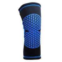 Wholesale- 1PC Sports Knee Pads Cycling Breathable Leg Knee ...