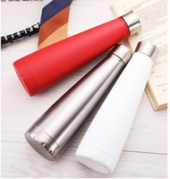 Taper Cola Water bottle Shaped Insulated Double Wall Vacuum ...