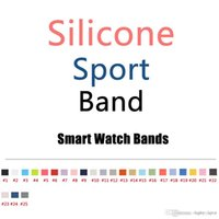 OEM New Design 25 Colors More Silicone Sport Band Replacemen...