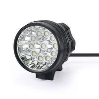 دورة منطقة 28000 lm 11x كري t6 led 3 طرق دراجة مصباح دراجة ضوء المصباح الدراجات الشعلة شحن مجاني
