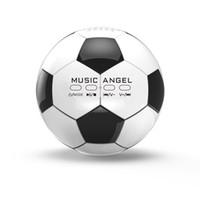 Musik Engel JH-ZQBT3 Mini Football Super Bass MP3-Player Hi-Fi Bluetooth-Lautsprecher
