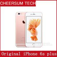الأصلي تم تجديده Apple iPhone 6S Plus بدون شاشة IOS 9 المزدوج الأساسية 2 جيجابايت RAM 16GB 64GB 128GB ROM 12MP كاميرا iPhone6s
