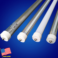 8ft led tubes single pin FA8 t8 led light tubes integrated 4...