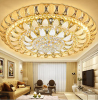 New Arrival K9 Crystal Chandelier 3   7 colour Remote contro...