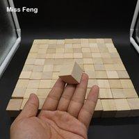 100 قطع كتل الخشب مكعب كومة يصل الجدول لعبة الكبار الطفل كيد الاستخبارات التفاعلية لعب 2.5 ج