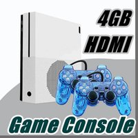 4GB HD X GAME HDMI Game Console Support Micro SD card X- GAME...