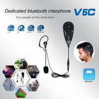 VNETPHONE V5C Professional Referee Football Intercom Headset...
