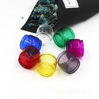 Renkli Yağ Boy Brit Ampul için Genişletilmiş Ampul Cam Tüp 3 mini nano Çılgına MTL Manta Cleito 120 Ijust s Sopa v8 Troll